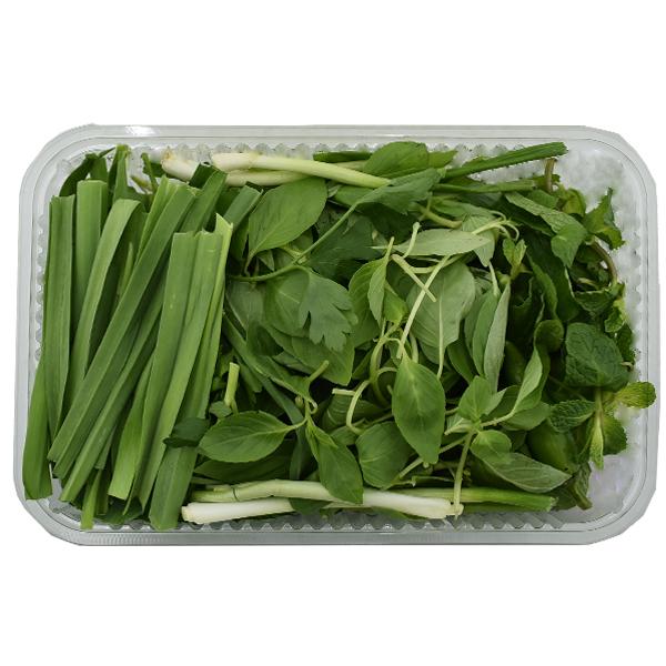 سبزی خوردن پاک شده - 160 گرم