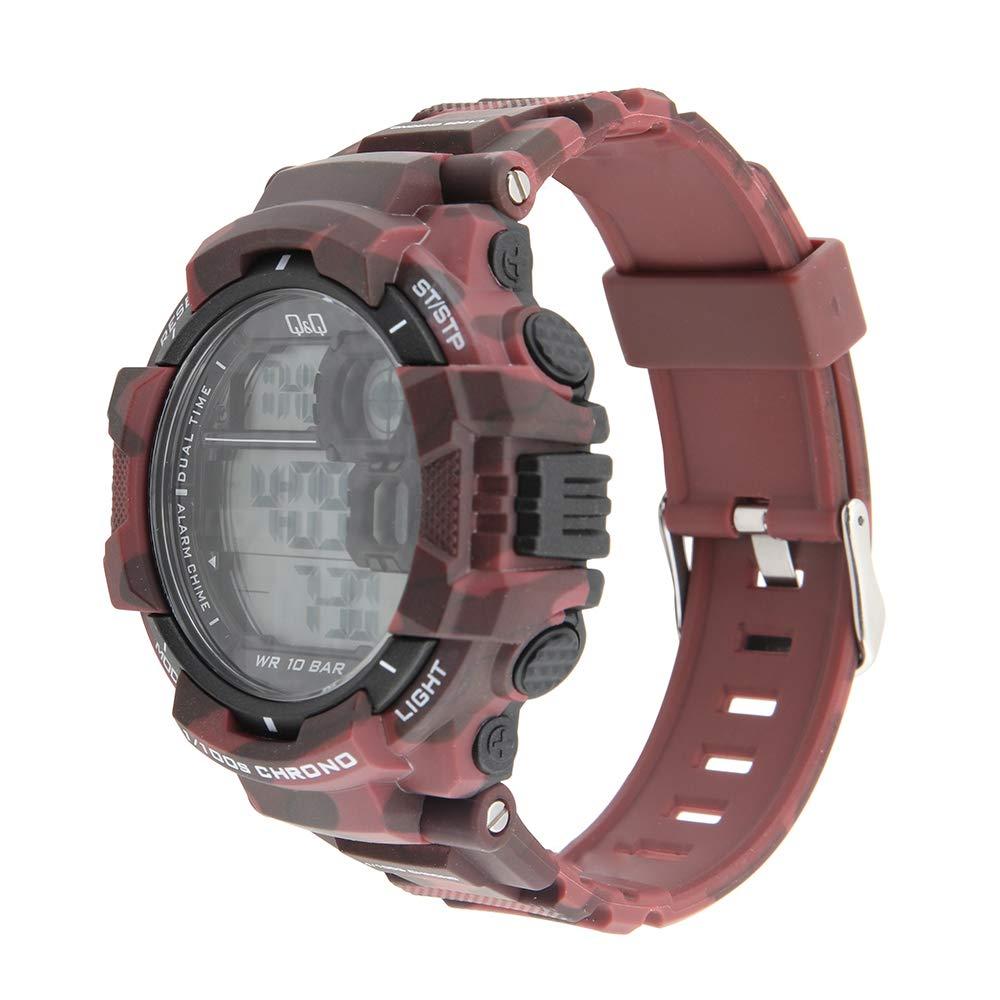 ساعت مچی دیجیتال مردانه کیو اند کیو مدل M143J005Y