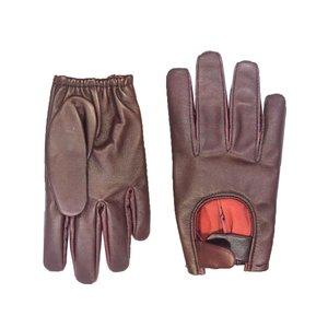 دستکش مردانه چرم مون مدل ztr14