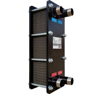 مبدل حرارتی صفحه ای آذرتهویه سازان مدل TA4-M60