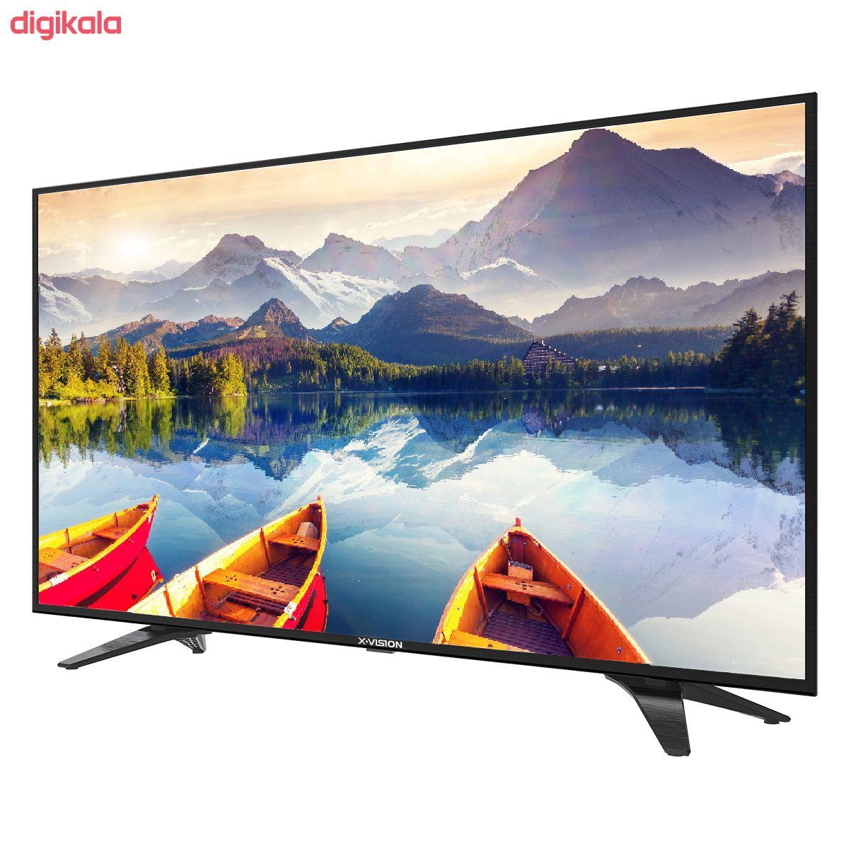 تلویزیون ال ای دی ایکس ویژن مدل 55XT540 سایز 55 اینچ main 1 6