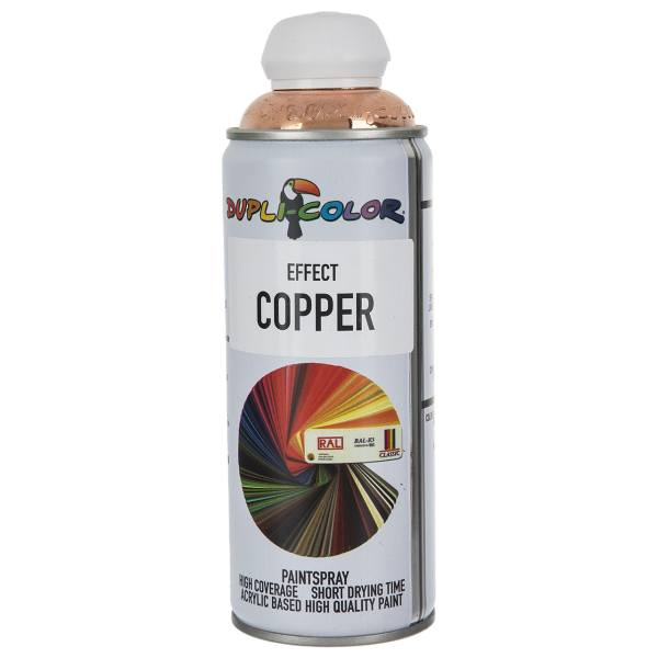 اسپری رنگ مسی دوپلی کالر مدل EFFECT حجم 400 میلی لیتر