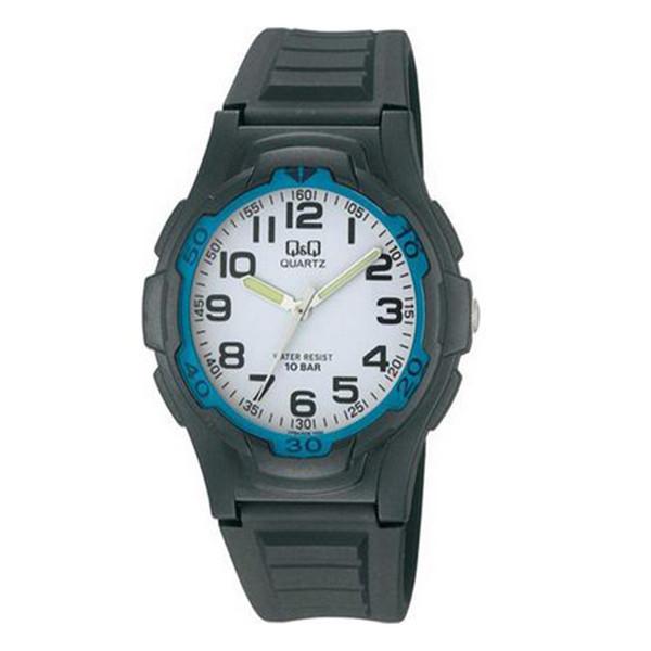 ساعت مچی عقربه ای کیو اند کیو مدل VP84J008Y