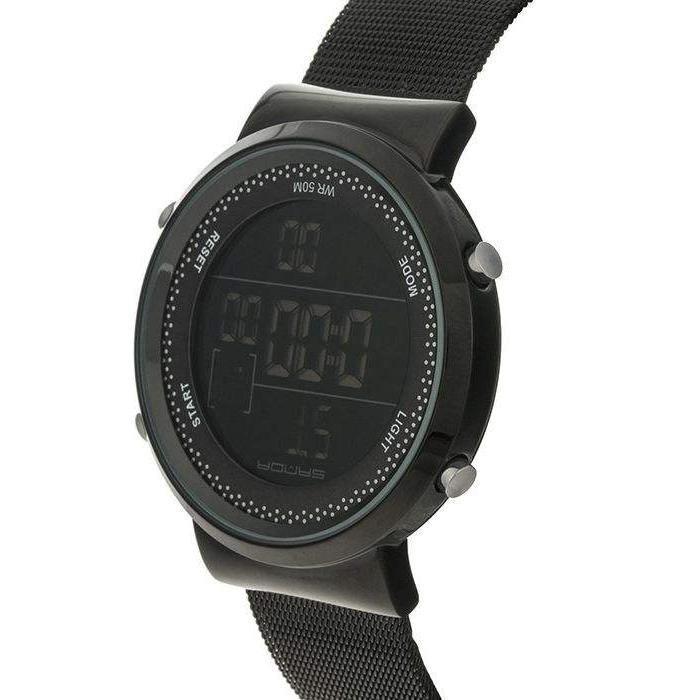 ساعت مچی دیجیتال مدل SA 384 - ZZ-ME