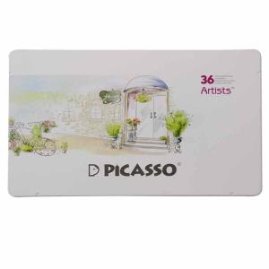 مداد رنگی 36 رنگ پیکاسو مدل آرتیست کد 85054