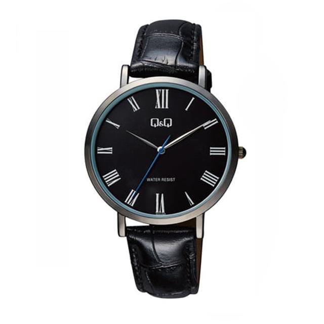 ساعت مچی عقربهای مردانه کیو اند کیو مدل QA21J508Y