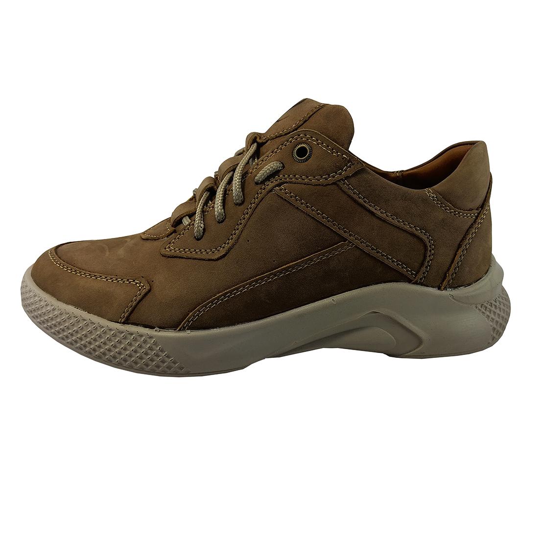 کفش چرم طبیعی مردانه مدل NEMONEH-20