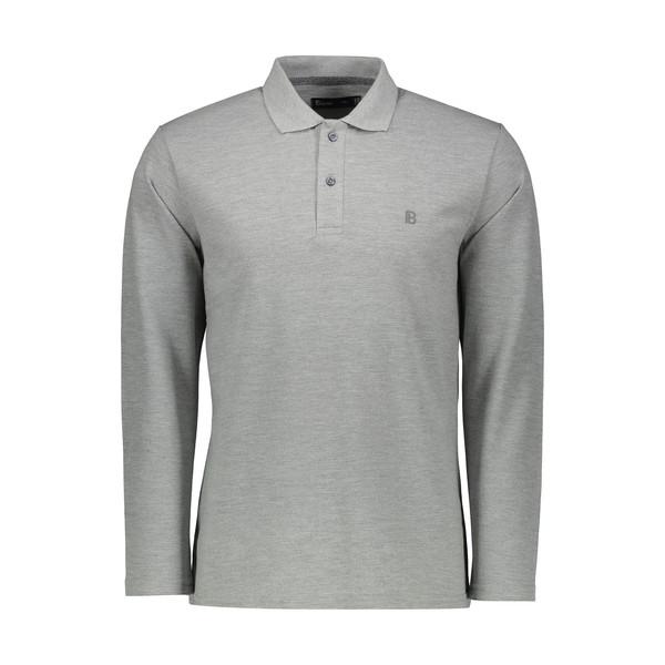 پولو شرت آستین بلند مردانه باینت مدل 395-3