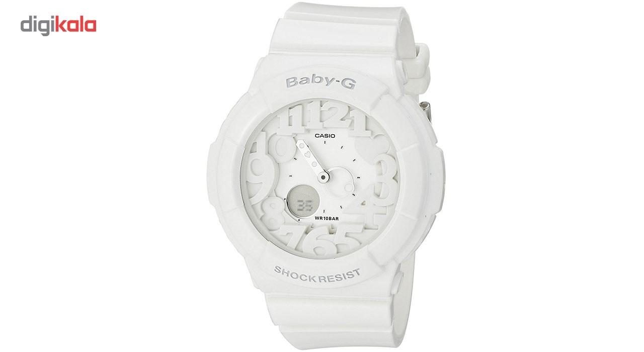 خرید                                      ساعت مچی عقربه ای زنانه کاسیو مدل BGA-131-7BDR