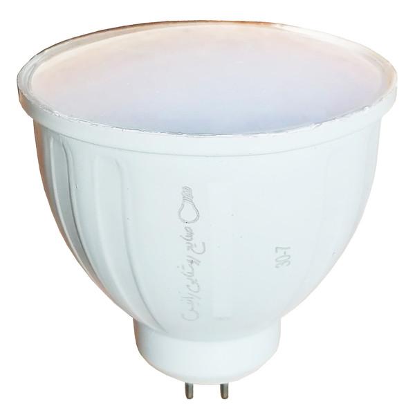لامپ هالوژن ۶ وات زانیس مدل ZH-006 پایه MR16