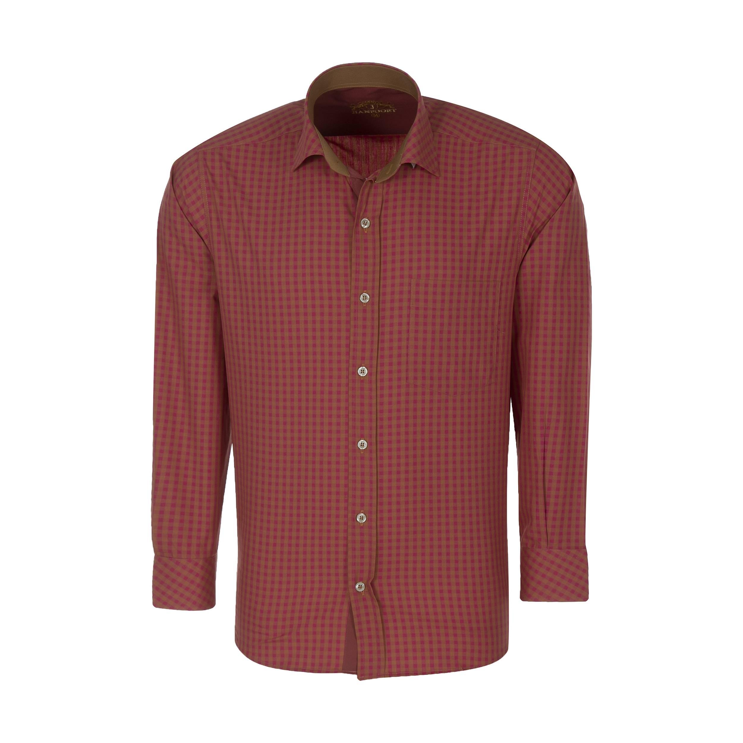 پیراهن مردانه جیان فورت کد P1547