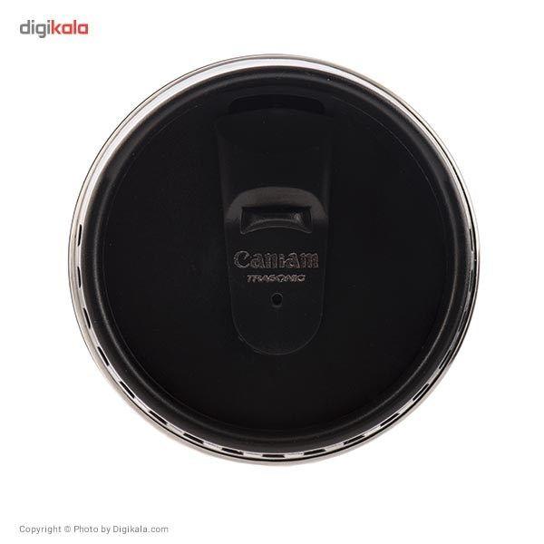 ماگ طرح لنز دوربین Caniam 24-105mm main 1 2