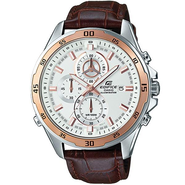 ساعت مچی عقربه ای کاسیو سری ادیفایس مدل EFR-547L-7AVUDF مناسب برای آقایان 30