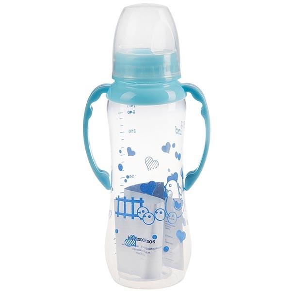 شیشه شیر بیبی لند مدل 248 ظرفیت 240 میلی لیتر