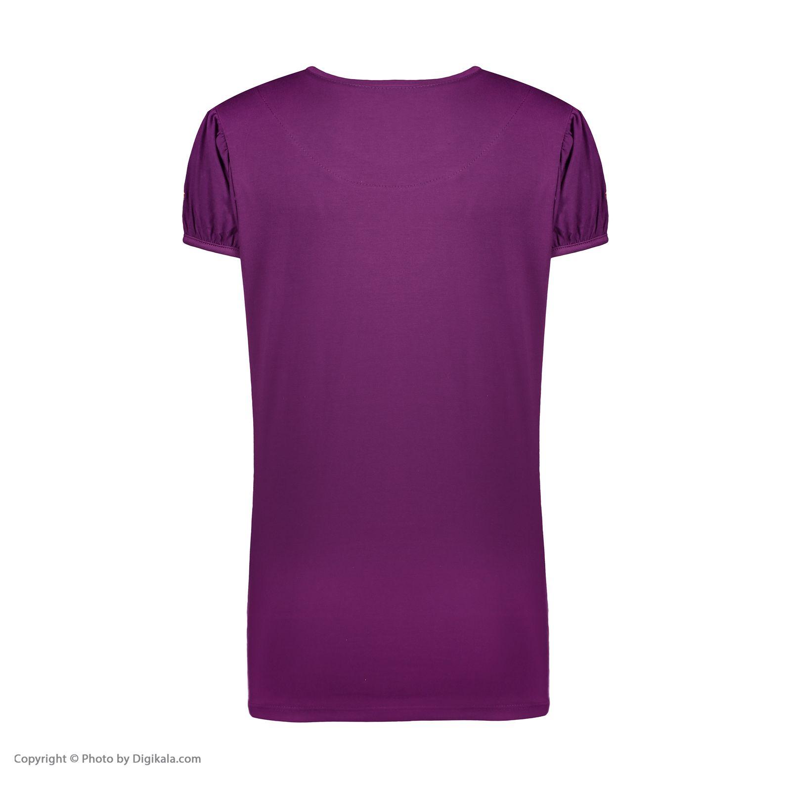 ست تی شرت و شلوار راحتی زنانه مادر مدل 2041104-67 -  - 6