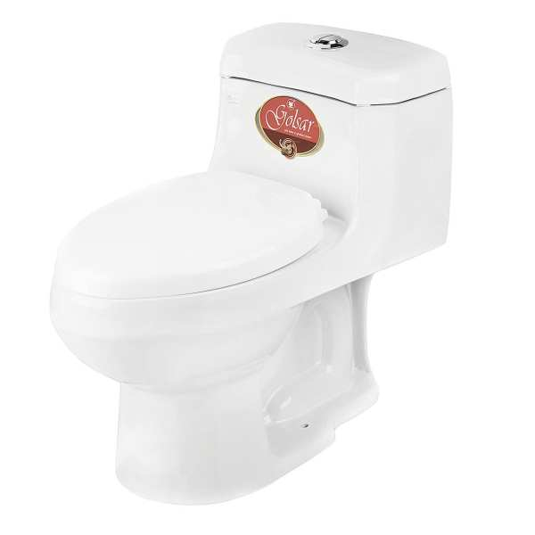 توالت فرنگی گلسار مدل مارنتا