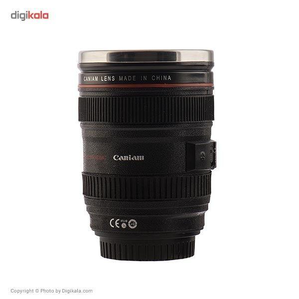 ماگ طرح لنز دوربین Caniam 24-105mm main 1 4