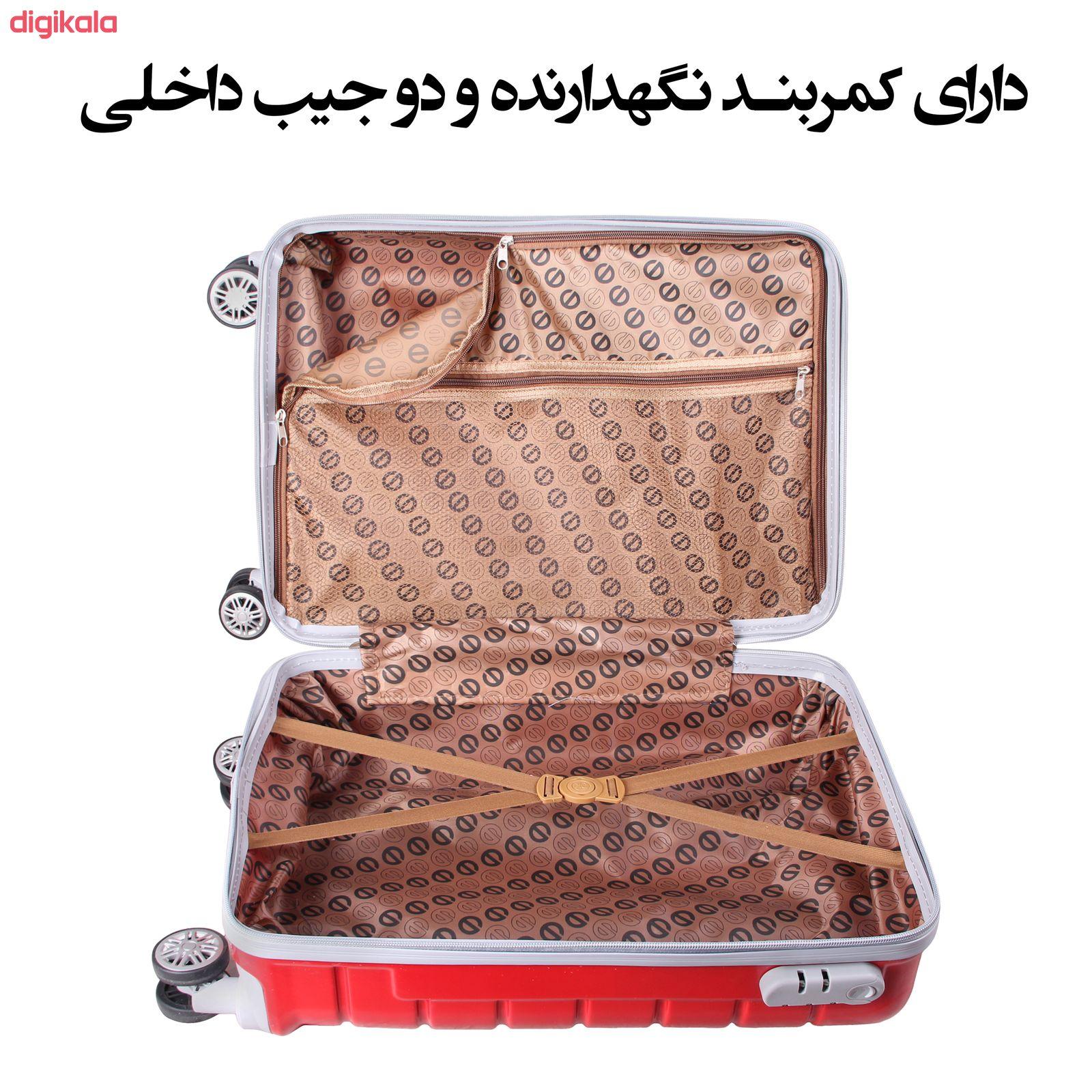 مجموعه سه عددی چمدان مدل 20020 main 1 18