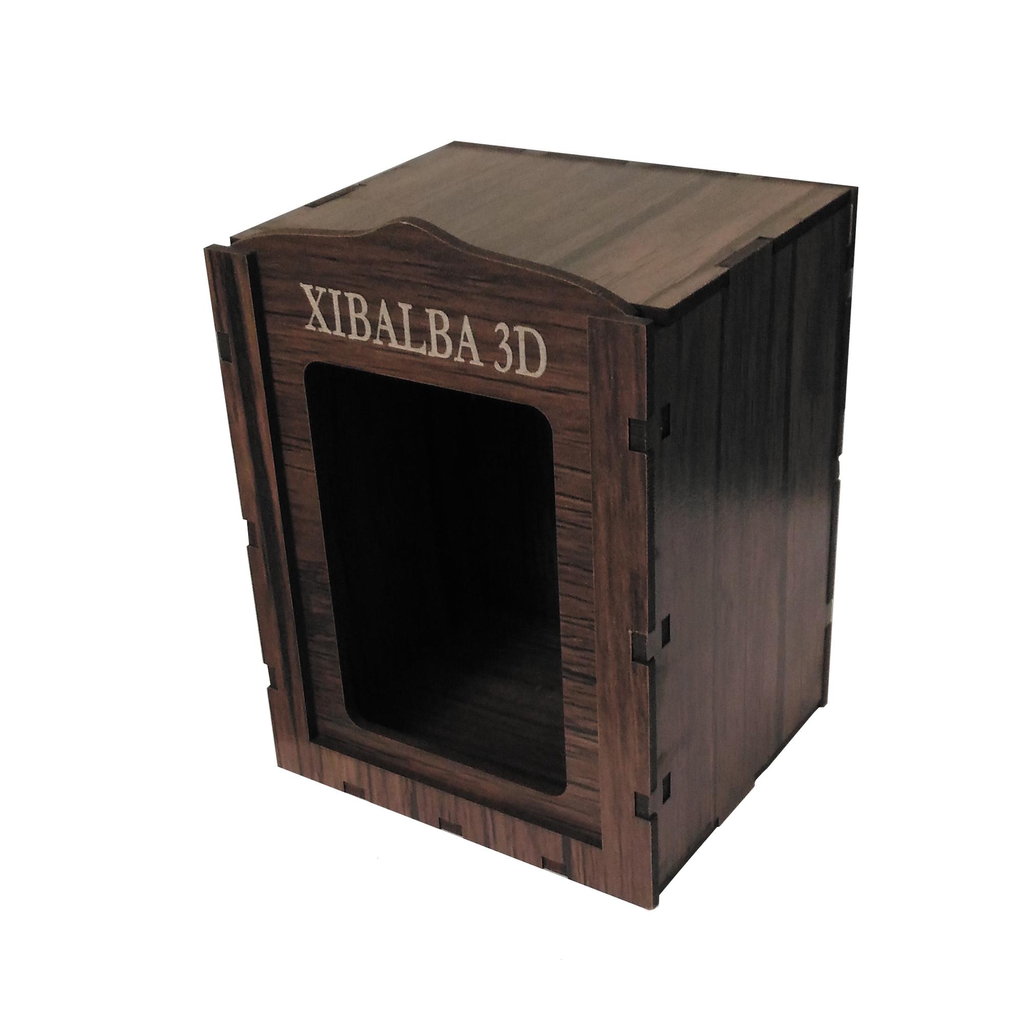 جعبه هدیه چوبی مدلx1001