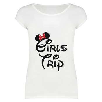 تی شرت زنانه مدل SKH0004_7079