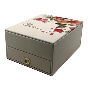 جعبه جواهرات مدل گل کد 290