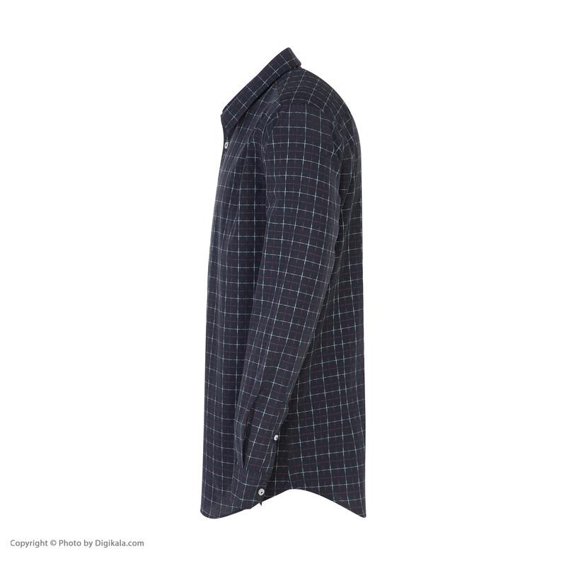 پیراهن مردانه سولا مدل SM420230030-BLACK
