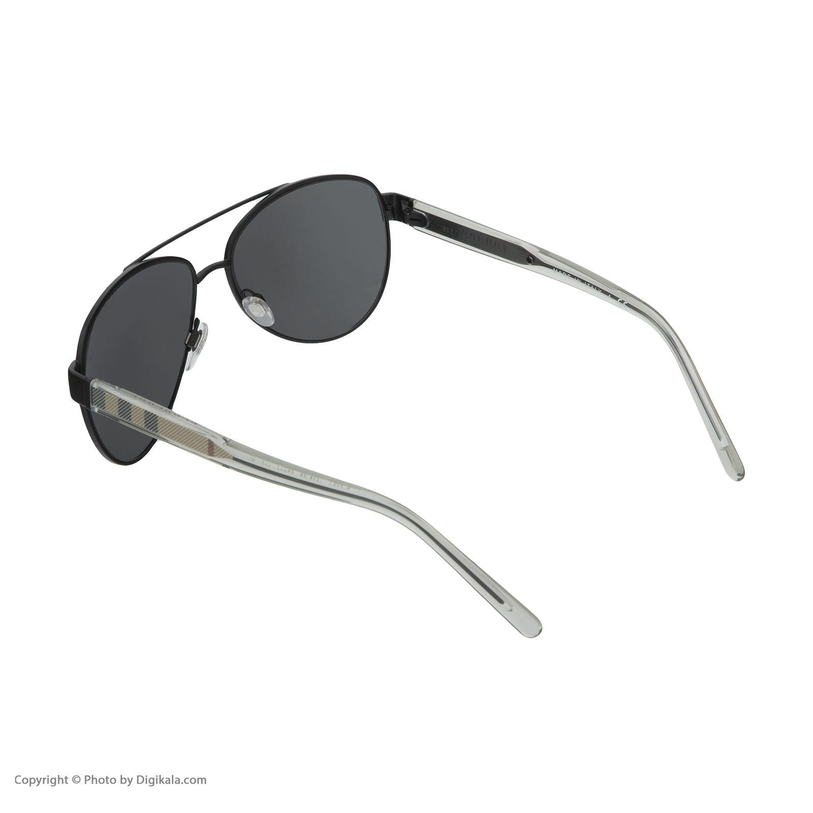 عینک آفتابی زنانه بربری مدل BE 3084S 100787 57 -  - 5