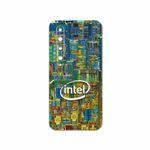 برچسب پوششی ماهوت مدل Intel Brand مناسب برای گوشی موبایل شیائومی Mi 10 5G
