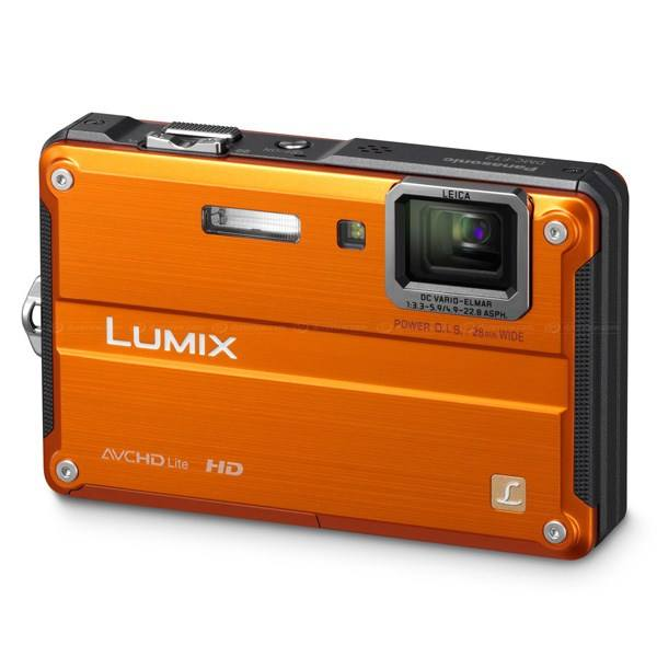 دوربین دیجیتال پاناسونیک لومیکس دی ام سی-اف تی 2 (تی اس 2)