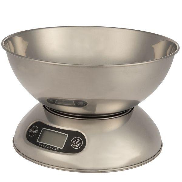 ترازوی آشپزخانه والرین مدل EK15B