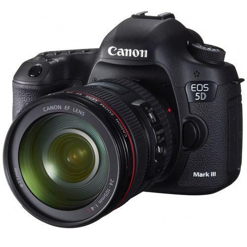 دوربین دیجیتال کانن مدل EOS 5D Mark III به همراه لنز 24-105 میلی متر L