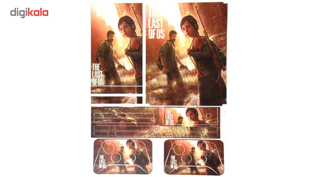 برچسب ایکس باکس وان مدل The Last Of Us