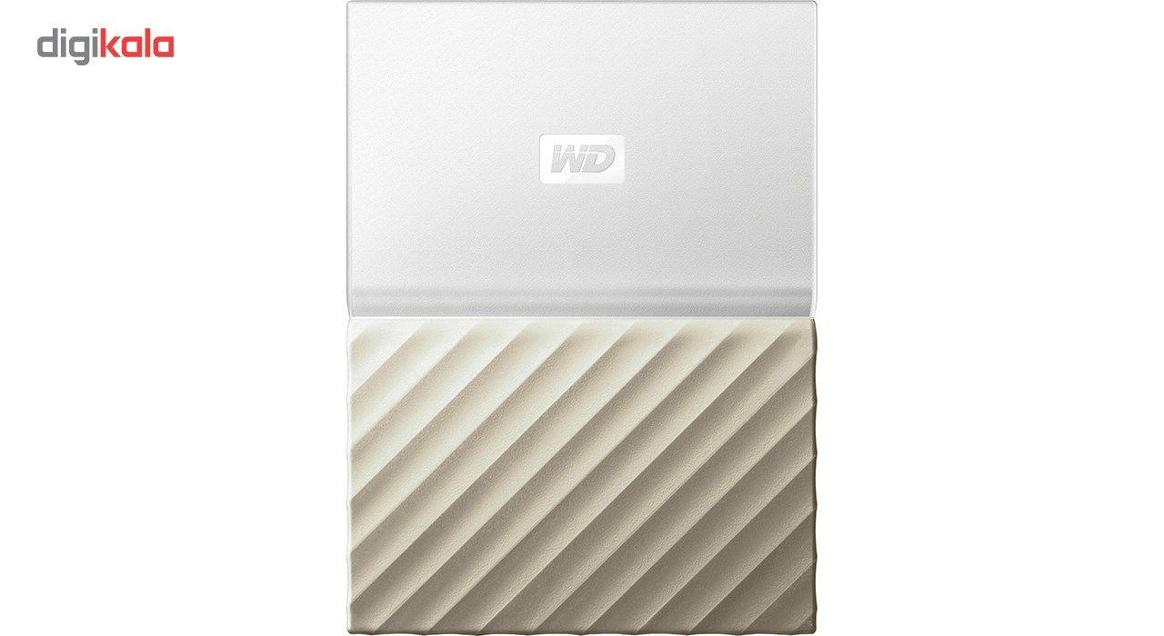 هارددیسک اکسترنال وسترن دیجیتال مدل My Passport WDBYFT0020B ظرفیت 2 ترابایت main 1 27