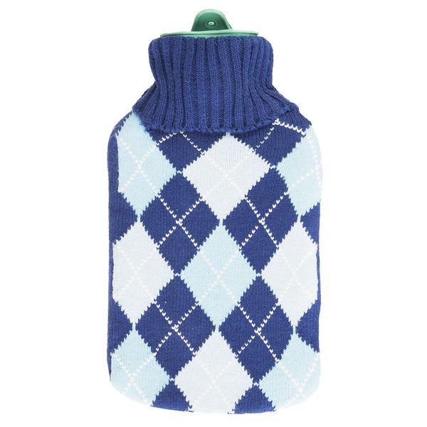 کیسه آب گرم با روکش بافتنی