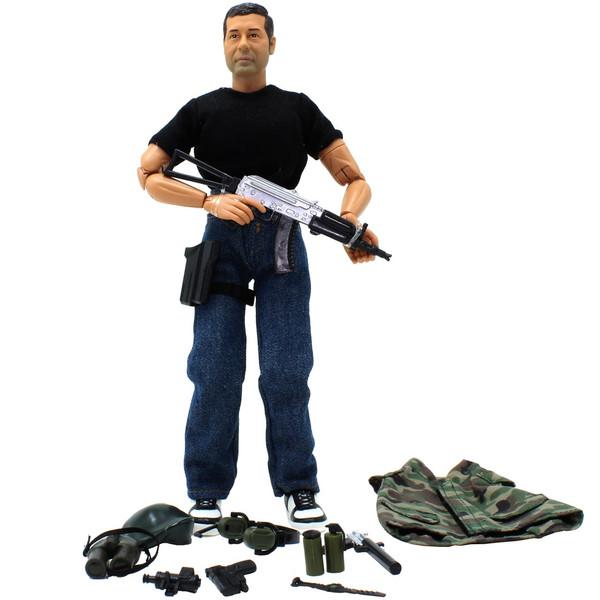 اکشن فیگور ام اند سی مدل Green Beret 90200C