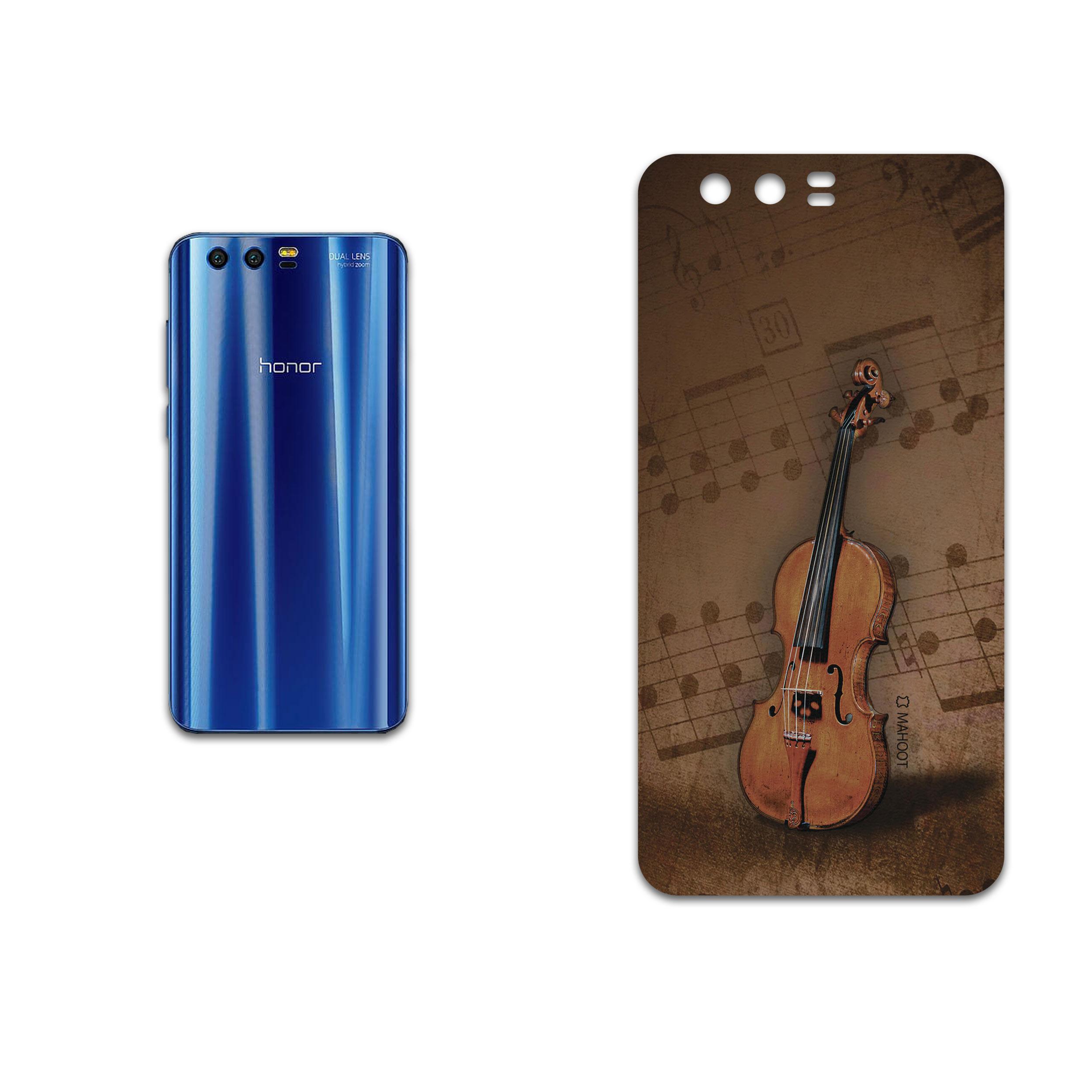 برچسب پوششی ماهوت مدل Violin-Instrument مناسب برای گوشی موبایل آنر 9 thumb 2 1