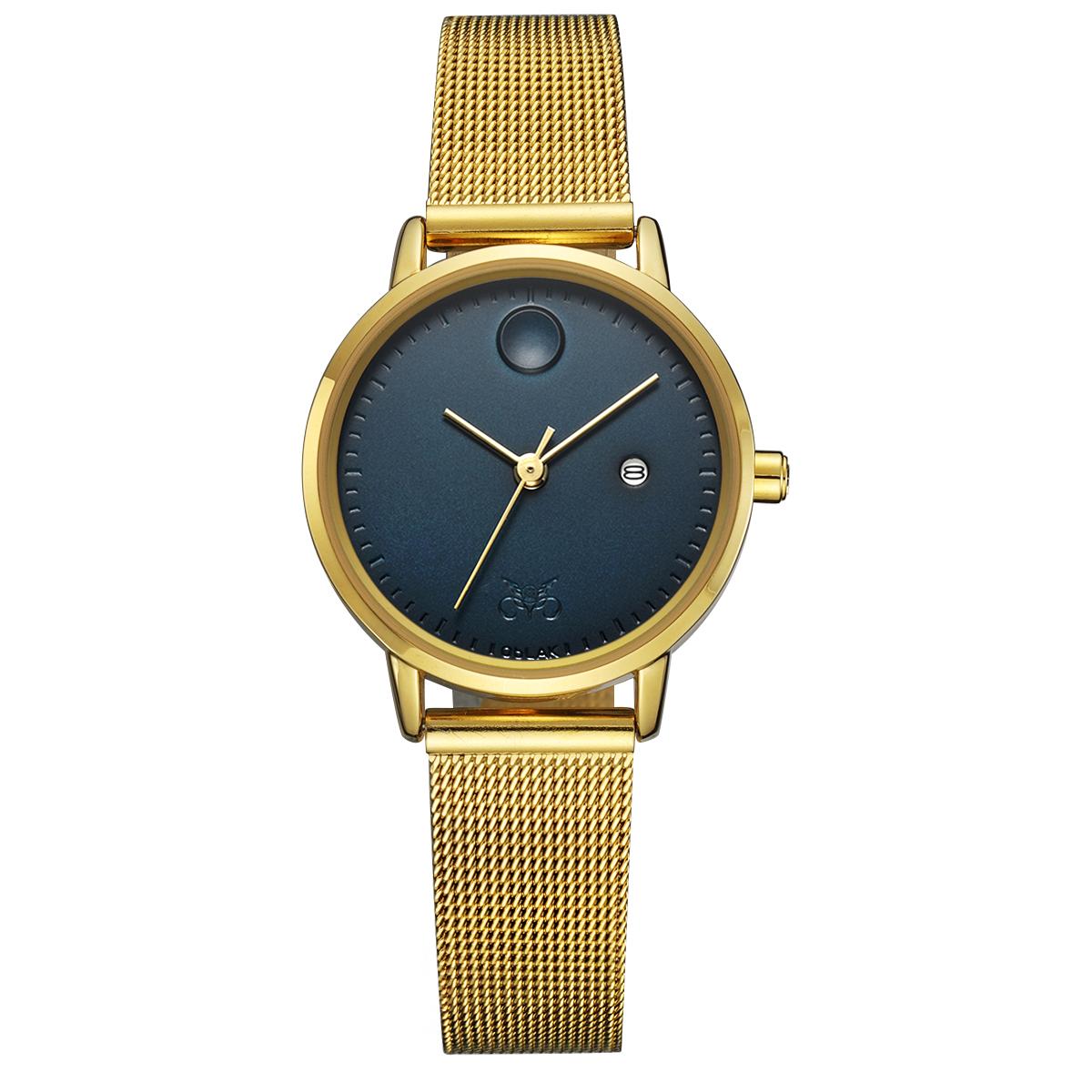 ساعت مچی عقربه ای زنانه اوبلاک مدل 72695              ارزان