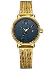 ساعت مچی عقربه ای زنانه اوبلاک مدل 72695 -  - 1