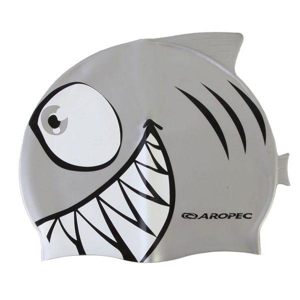 کلاه شنای بچه گانه آروپک مدل Shark Kids