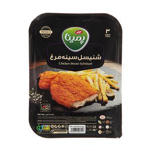 شنیسل سینه مرغ پمینا - 400 گرم