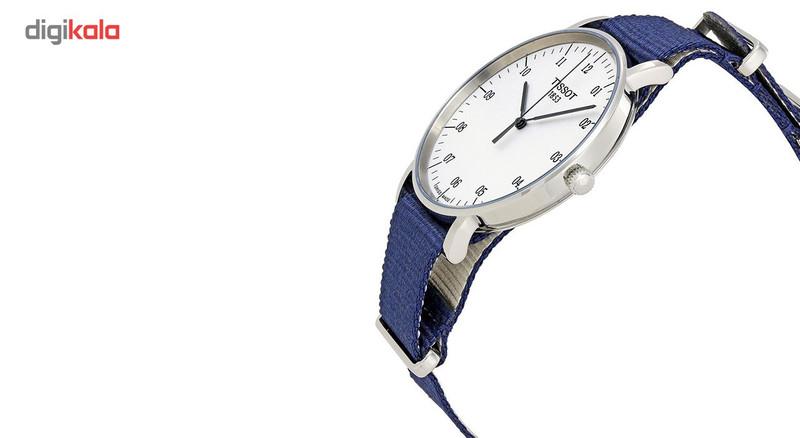 ساعت مچی عقربه ای مردانه تیسوت مدل T109.610.17.037.00