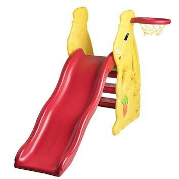 سرسره کودک ساحل کیدز مدل Basketball Squirrel