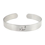 دستبند مردانه ترمه ۱ مدل شهداد کد 566 Bns