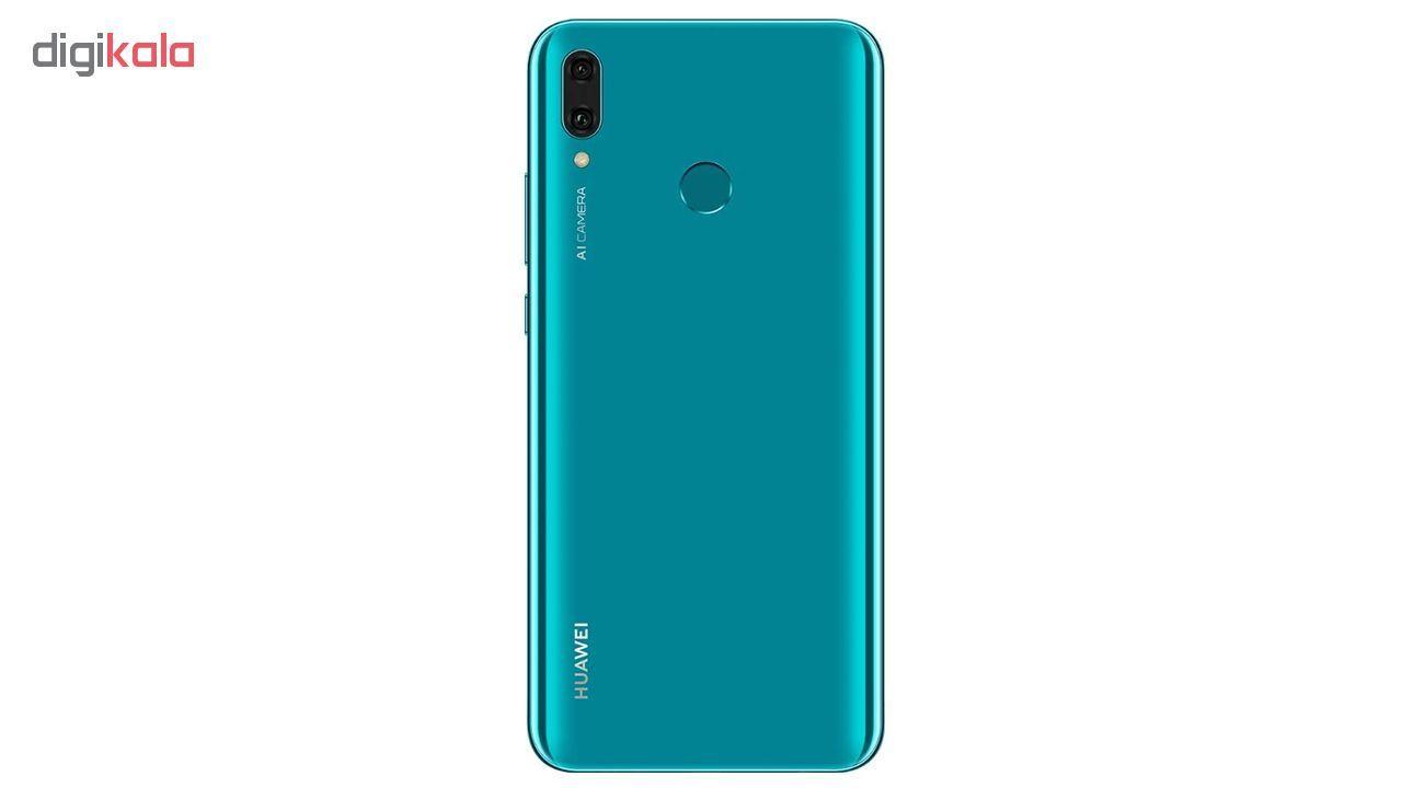گوشی موبایل هوآوی مدل Y9 2019 JKM-LX1 دو سیم کارت ظرفیت 64 گیگابایت و رم 4 گیگابایت بههمراه شارژر همراه تسکو مدل TP 842N ظرفیت 10000 میلیآمپرساعت main 1 3