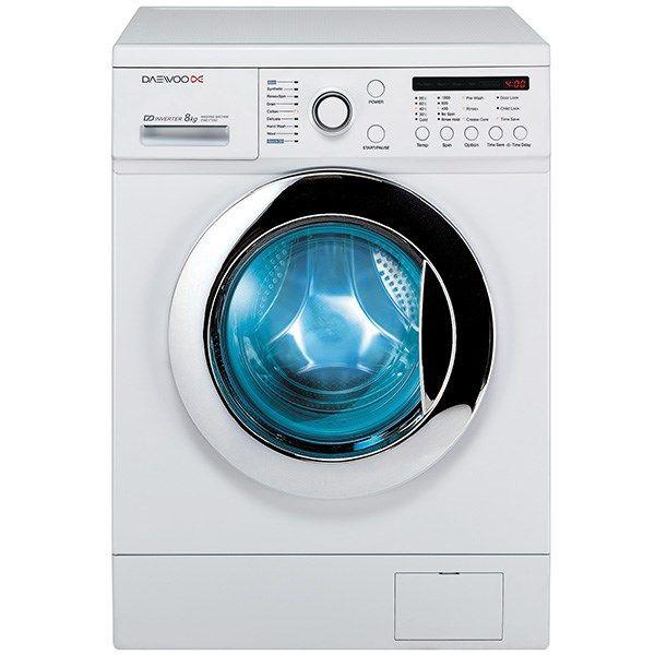 ماشین لباسشویی دوو مدل DWK-8212T ظرفیت 8 کیلوگرم | Daewoo DWK-8212T Washing Machine - 8 Kg