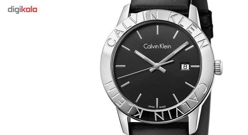 ساعت مچی عقربه ای زنانه کلوین کلاین مدل K7Q211.C1