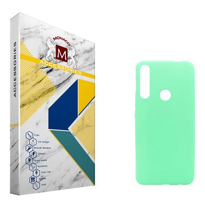 کاور موناکو مدل Sn083 مناسب برای گوشی موبایل هوآوی Y9 Prime 2019 به همراه محافظ صفحه نمایش