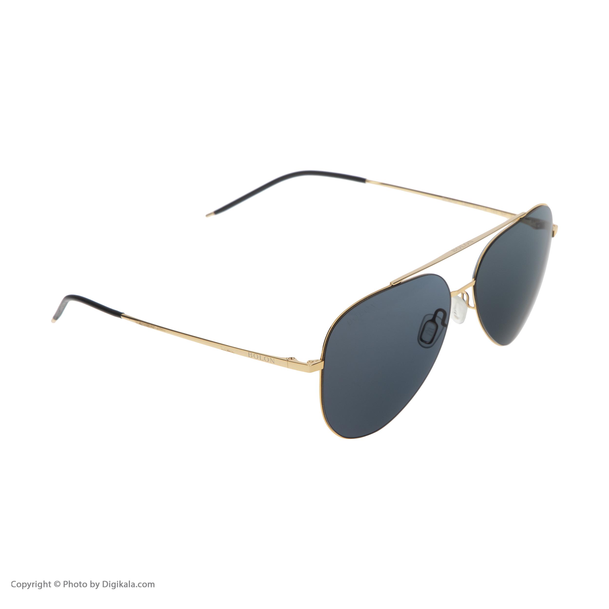 عینک آفتابی مردانه بولون مدل BL8010C60