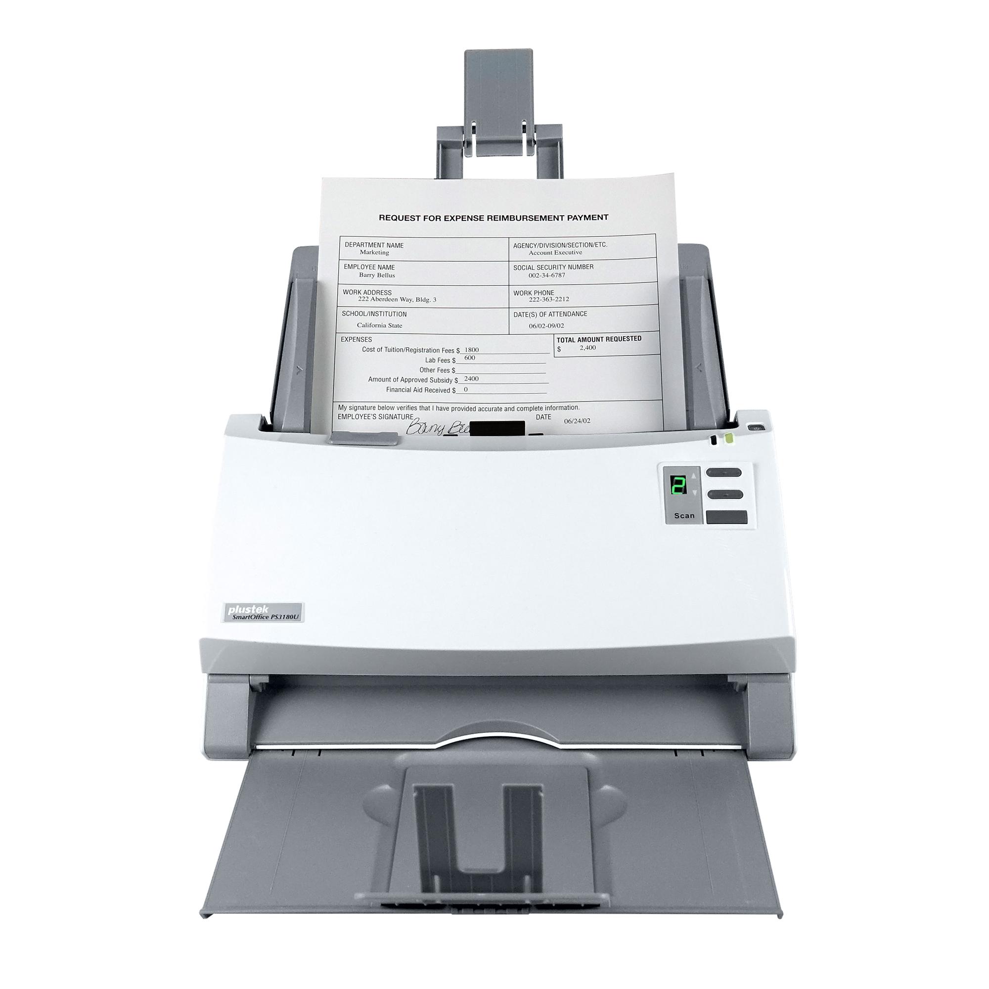 اسکنر پلاستک مدل SmartOffice PS3180U