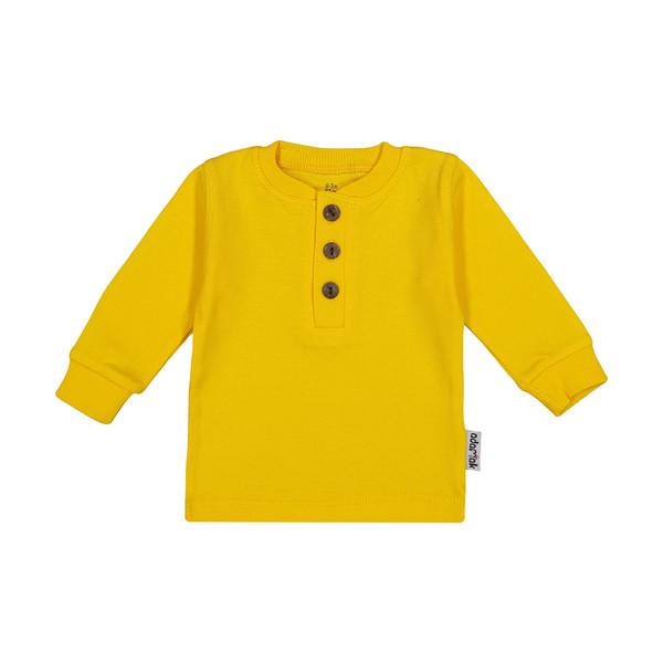 تی شرت آستین بلند دخترانه آدمک مدل 2171148-58